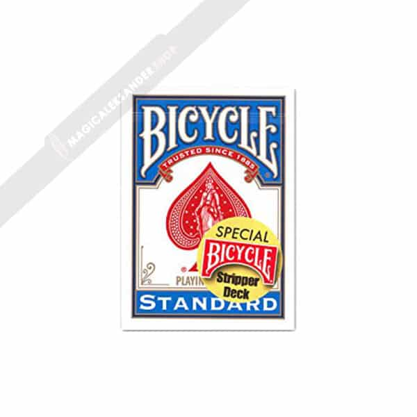 Posebne karte-Bicycle Stripper karte-Modre