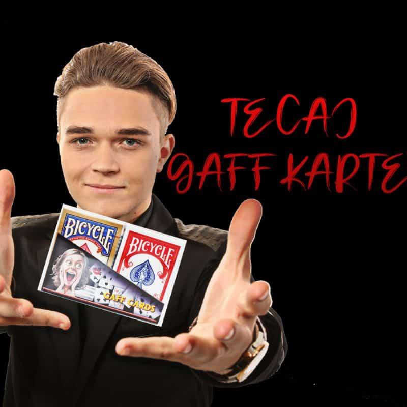 TECAJ GAFF KARTE MAGIC ALEKSANDER