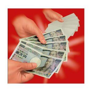 Triki-money shock tenyo