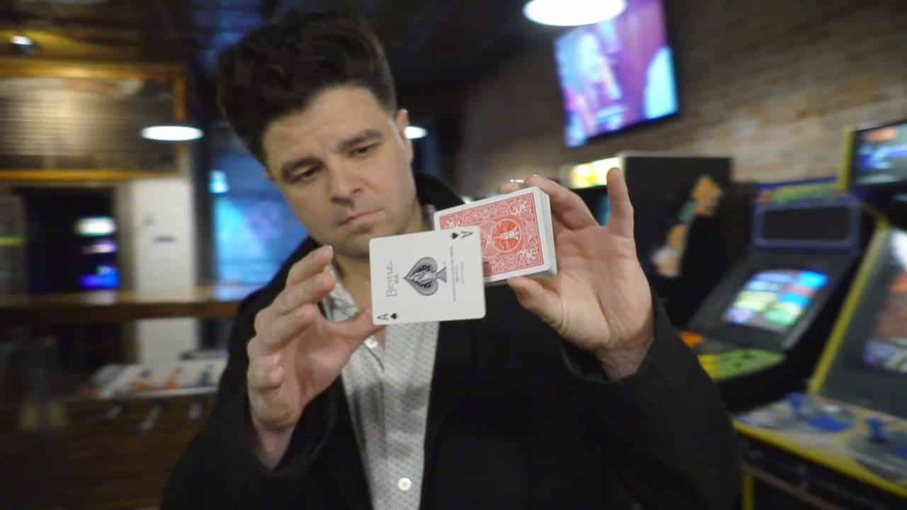 lebdeča karta-magicaleksandershop