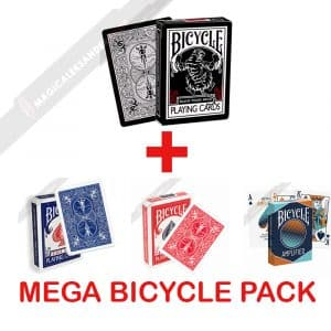 Mega bicycle pack-magicaleksandershop