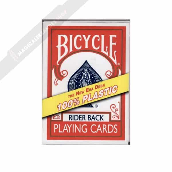bicycle plastične karte rdeče-magicaleksandershop